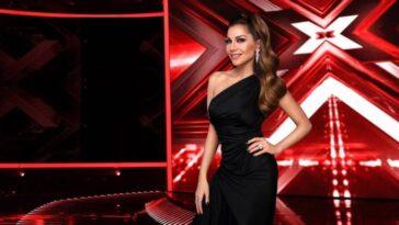 x-factor Δεσποινα βανδή Open tv
