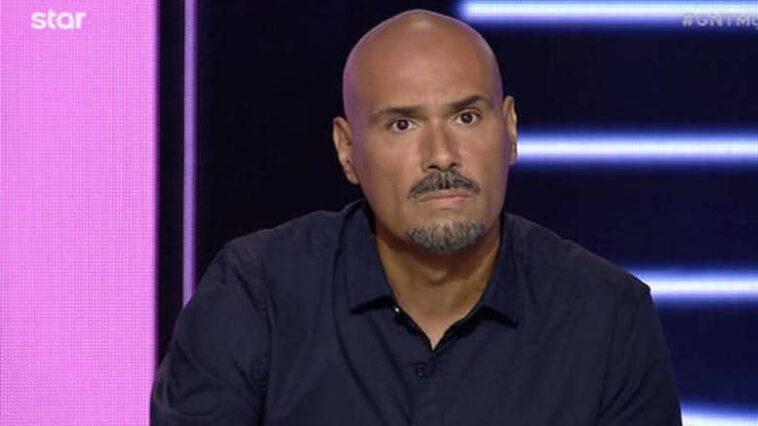 Next Top Model Ελλάδας Δημήτρης Σκουλός