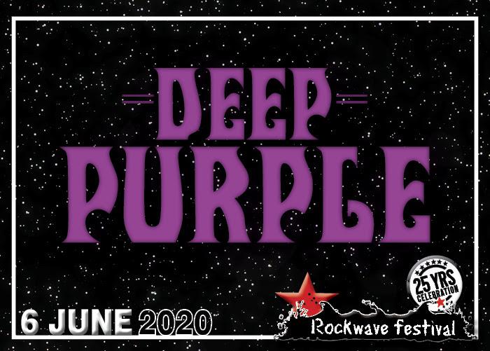 Deep Purple Rock wave festival 2020