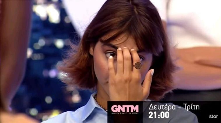 GNTM spoiler ΓΝΤΜ αποχωρηση