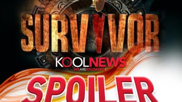 survivor-spoiler-αποχωρηση σημερα, ποιος αποχωρει απο το σερβαιβορ